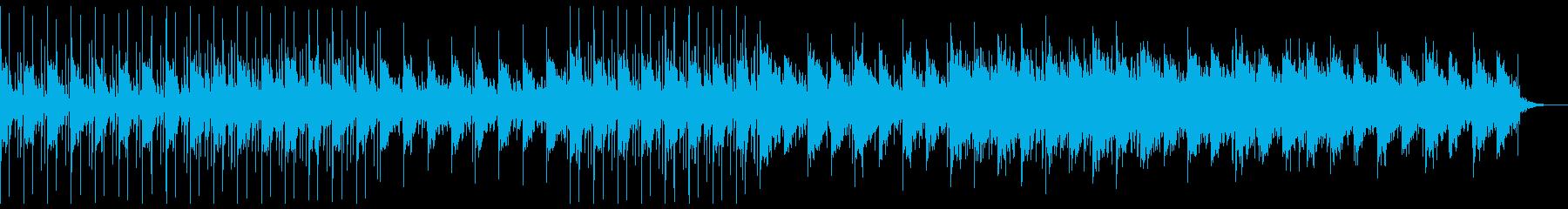 南国風・民族音楽・インストの再生済みの波形