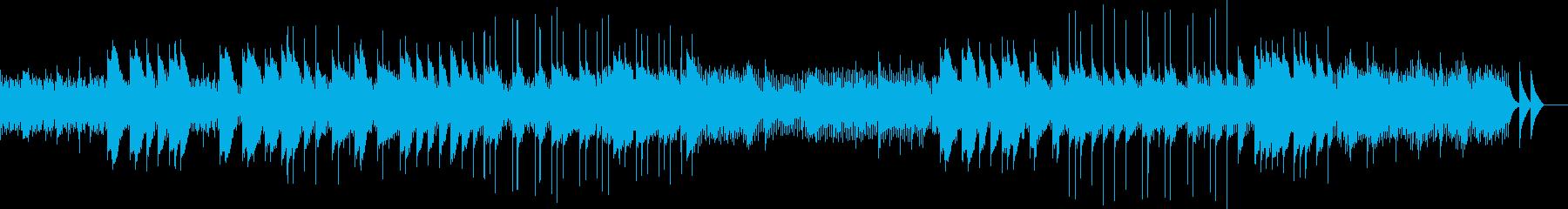 月光 ベートーベン (オルゴール)の再生済みの波形