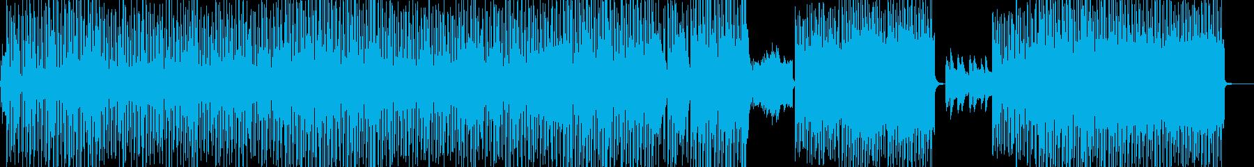 今は、セピア色に映る二人の絶頂期の再生済みの波形