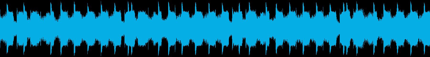 EDM Anthem Lead Synの再生済みの波形