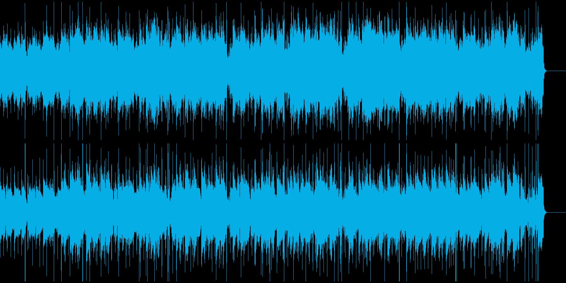 ほんわかとしたビブラフォンのバラードの再生済みの波形