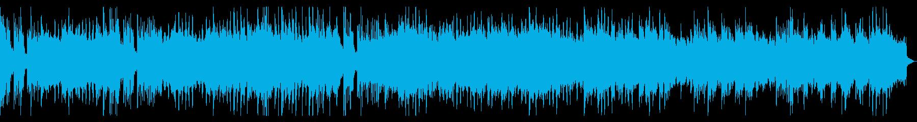 トルコ行進曲 モーツァルト シンセ版の再生済みの波形