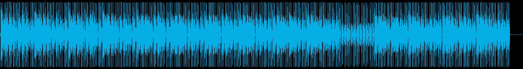 ヒップホップ/シンプル・王道/ギター/4の再生済みの波形