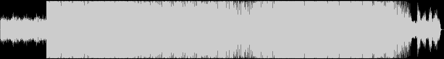 都会的でリズミックなBreakbeatsの未再生の波形