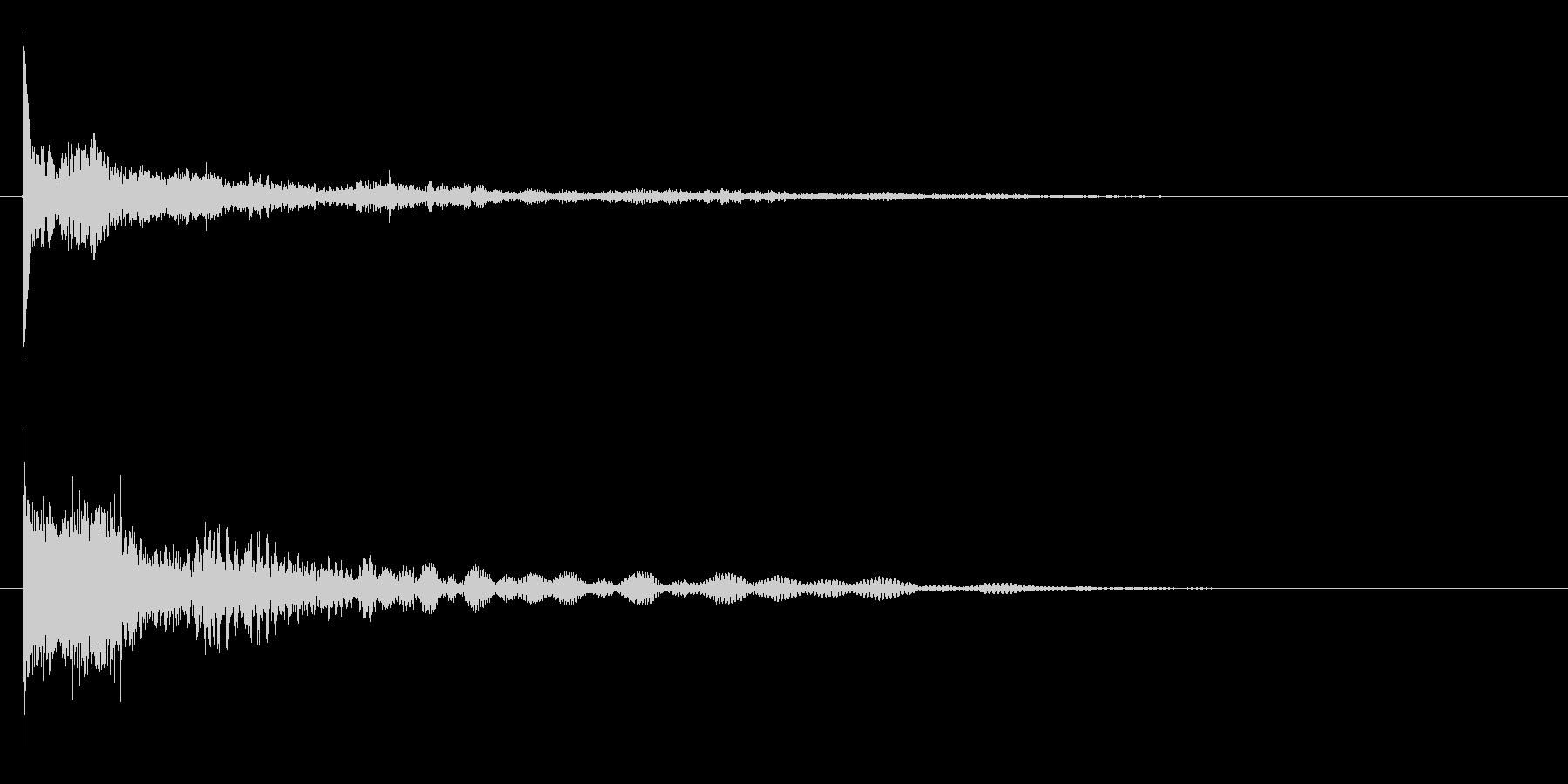 擬音【ドリーン】192kbps -20…の未再生の波形