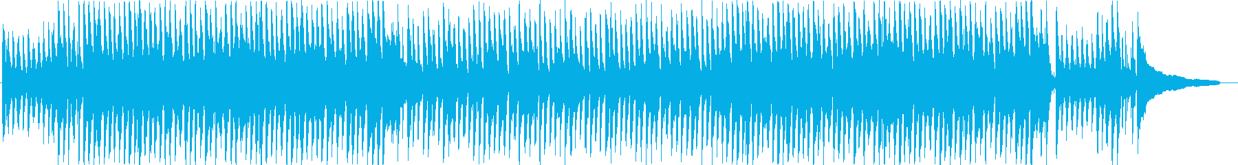 流行&人気のサウンド!明るくポジティブ!の再生済みの波形