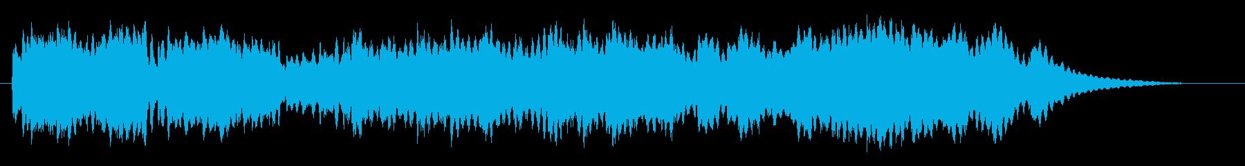 ビブラフォン独奏です。24bit,48…の再生済みの波形