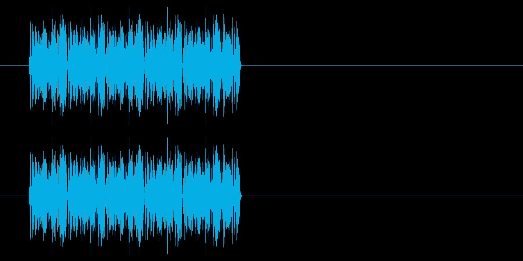 SNES レース01-07(タイヤ スキの再生済みの波形