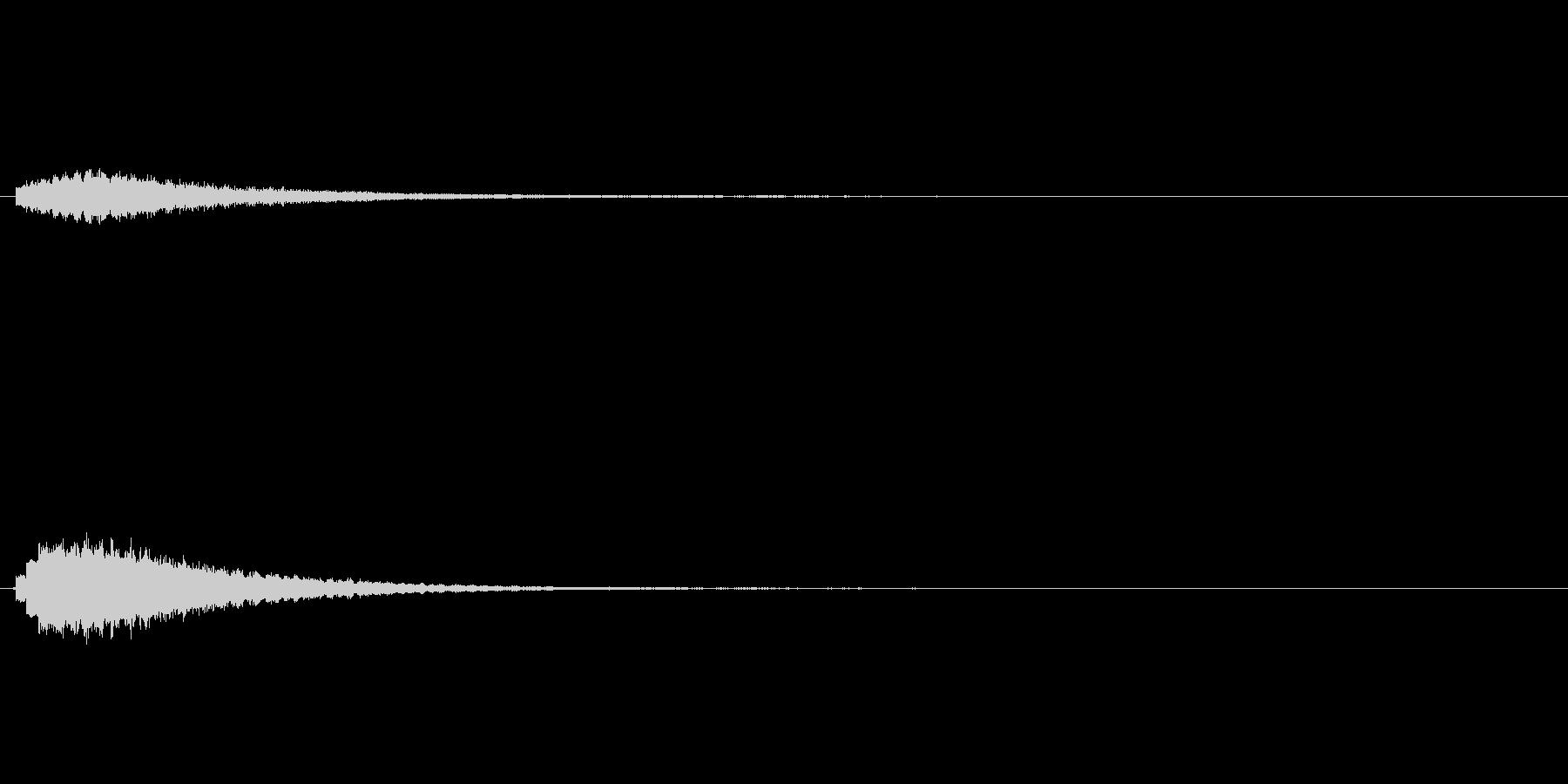 キラキラ系_041の未再生の波形