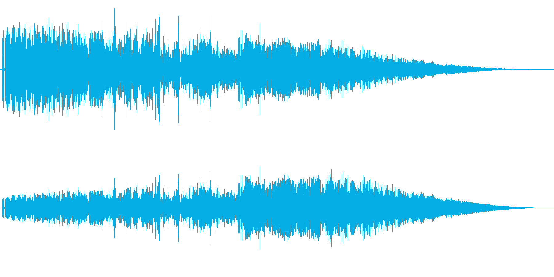 【F1】超ド迫力のF1エンジン効果音4!の再生済みの波形