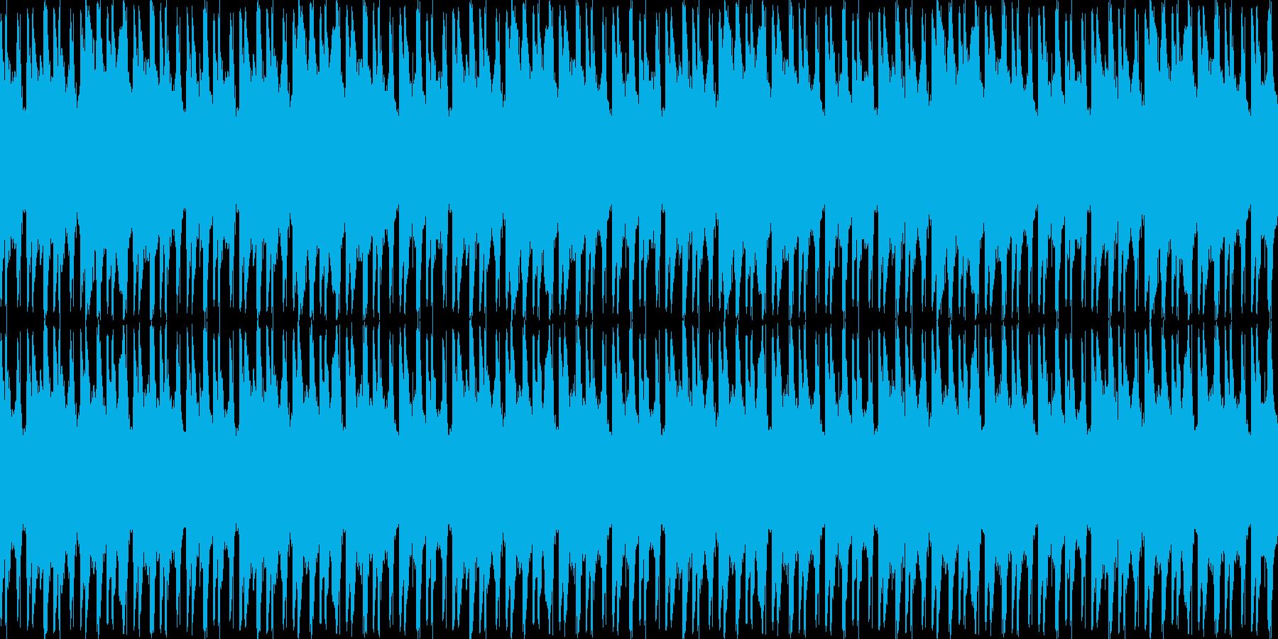 人造人間工場の再生済みの波形