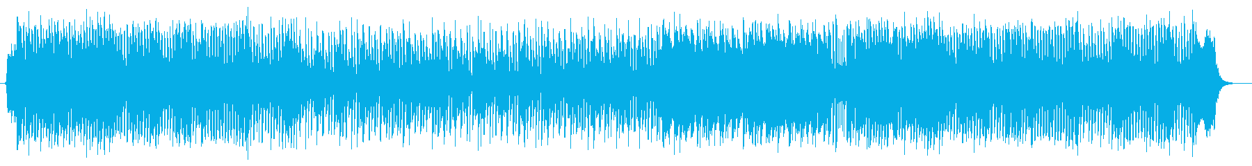 悠長で大らかなストリングスポップの再生済みの波形
