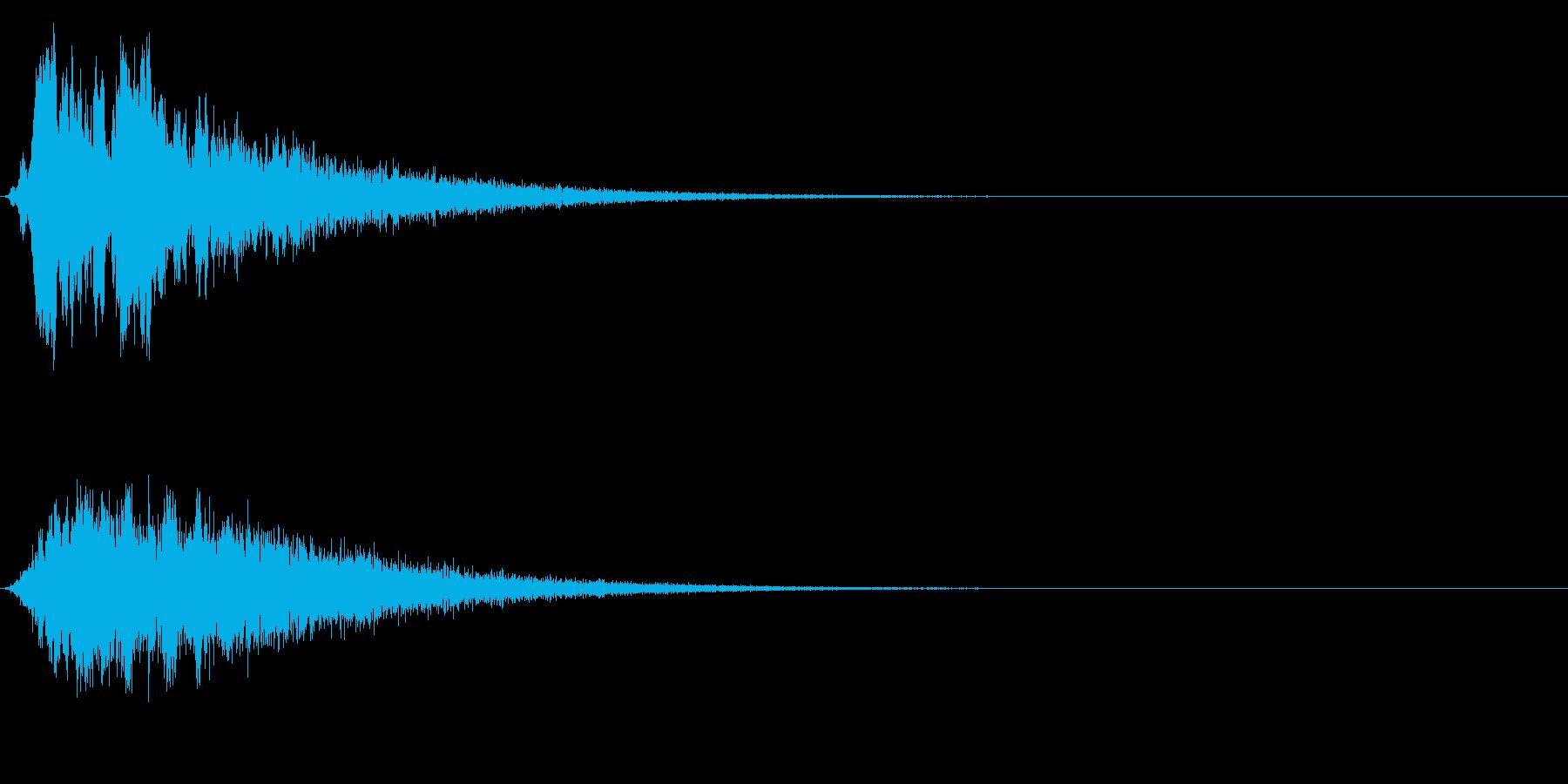 シュイーン(パワーアップ/能力アップ)の再生済みの波形
