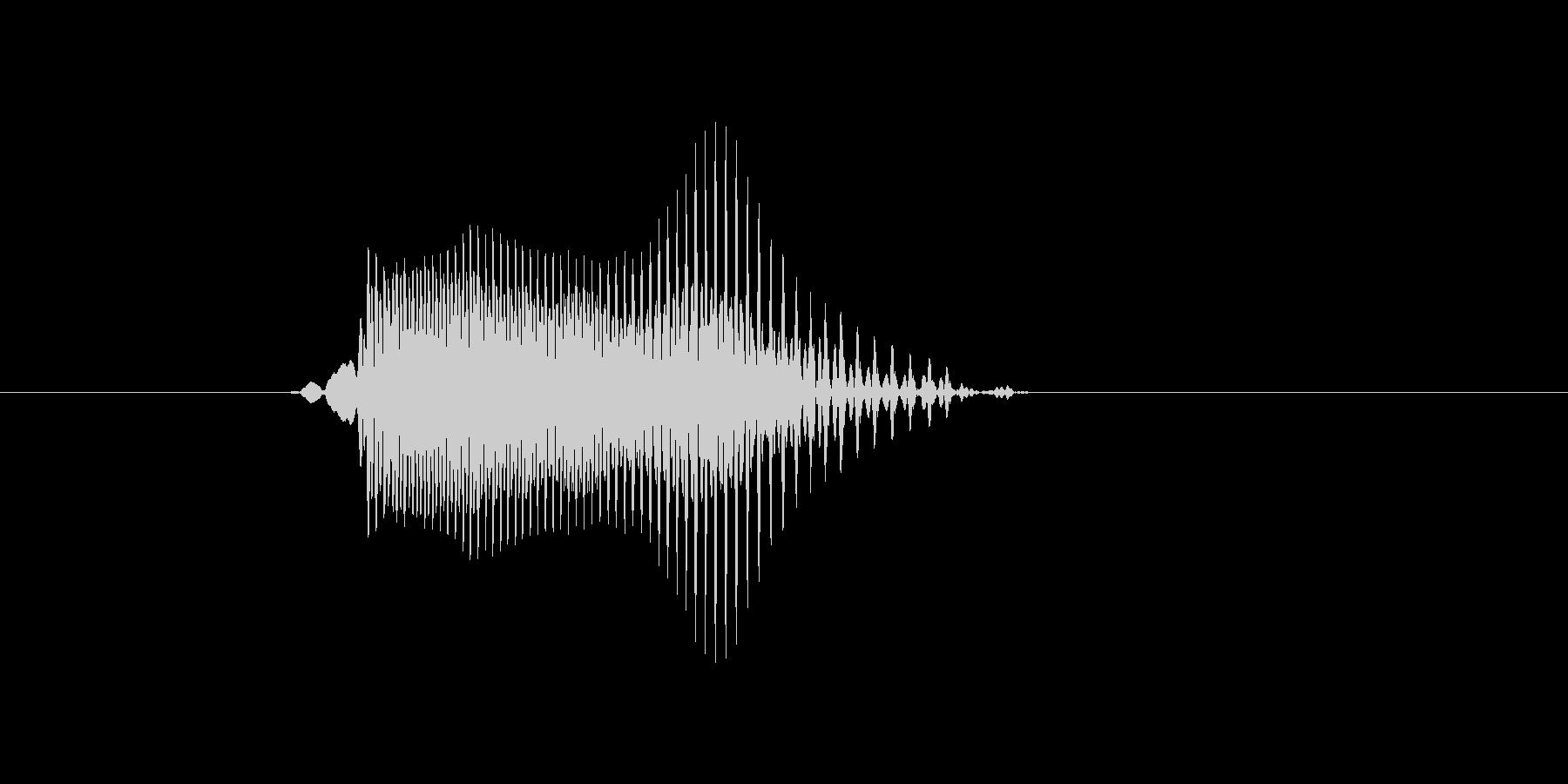 p,P,P(ピー)の未再生の波形
