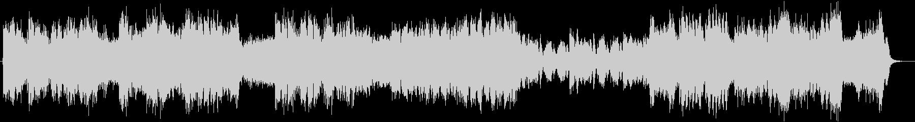 モーツァルトの「Dies Irae」の未再生の波形
