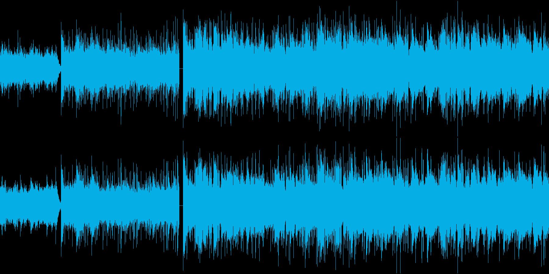 希望や始まりを感じる楽曲/CM,映像向けの再生済みの波形