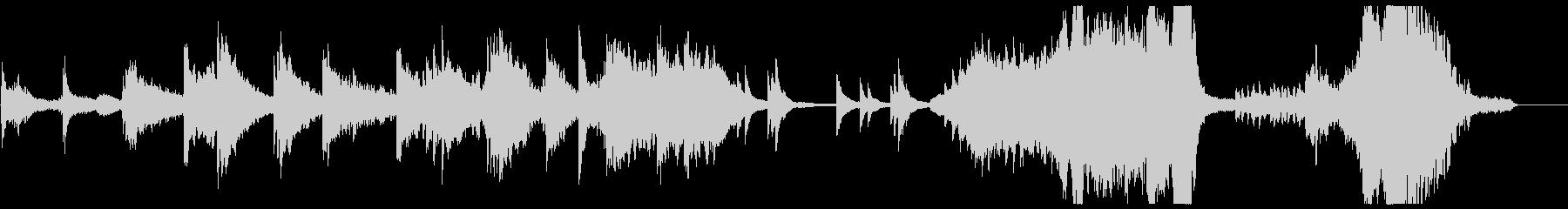 【生演奏】アンビエント:幻想と冷徹な世界の未再生の波形