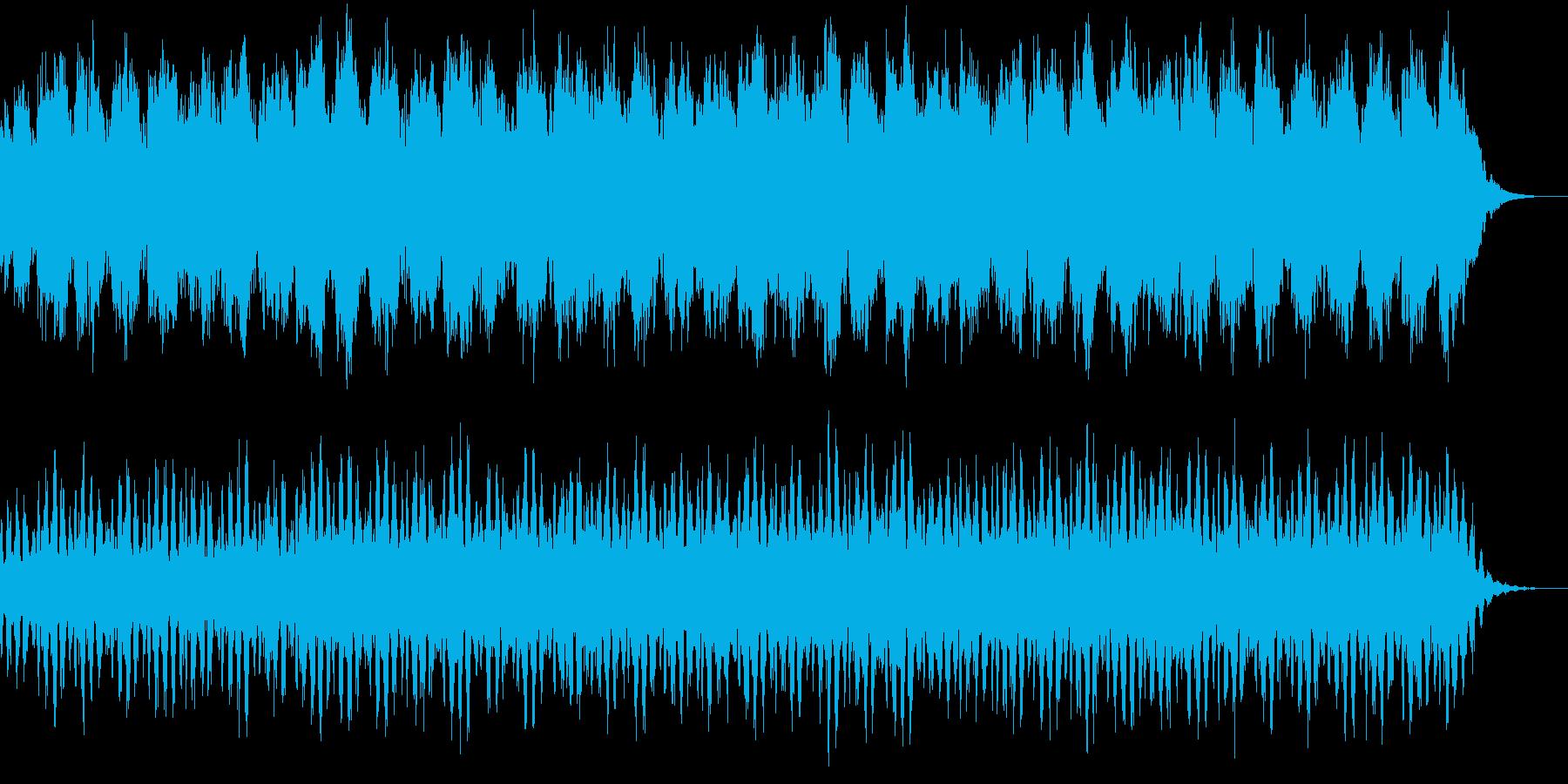 生命誕生のBGMに!の再生済みの波形