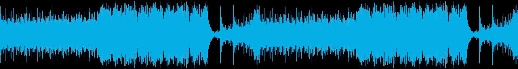 【映画/戦闘シーン/盛り上がりBGM】の再生済みの波形