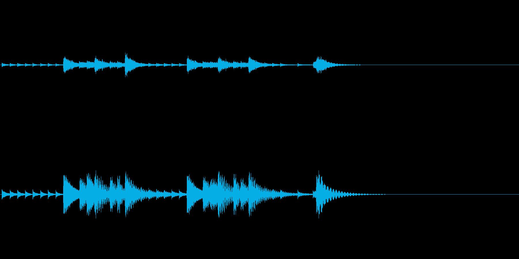 この曲は、阪急電鉄での期間限定企画乗…の再生済みの波形