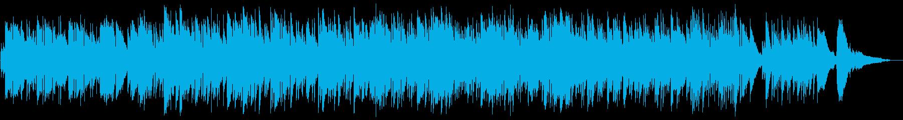ノスタルジックで切ないギターサウンドの再生済みの波形