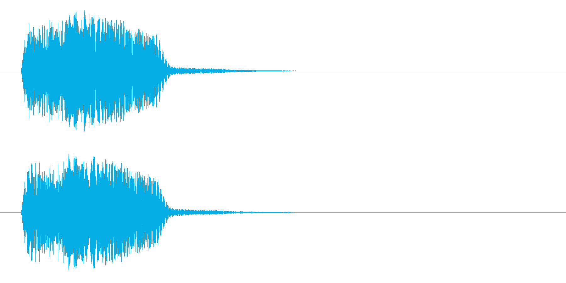 パワーアップ_魔法効果_回復の再生済みの波形