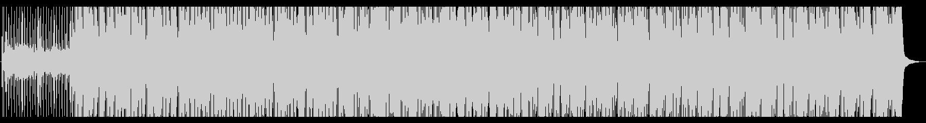 トロピカルハウス・ハッピー・夏の海の未再生の波形
