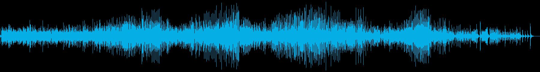 正月 マリンバソロ 和風 春 日本風の再生済みの波形
