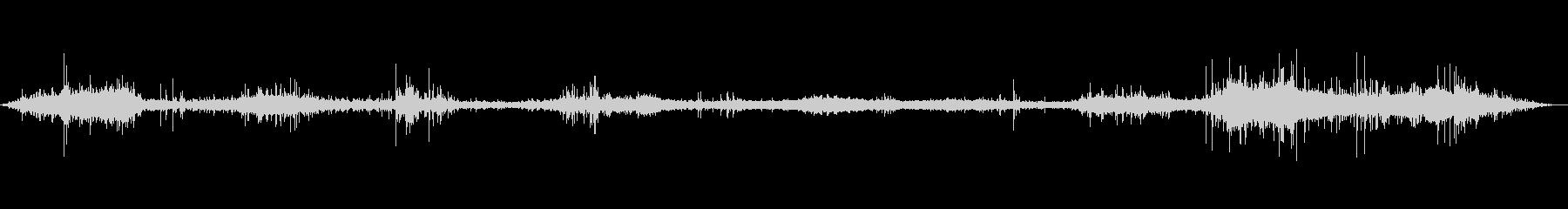【環境音】500個の風鈴の音02の未再生の波形
