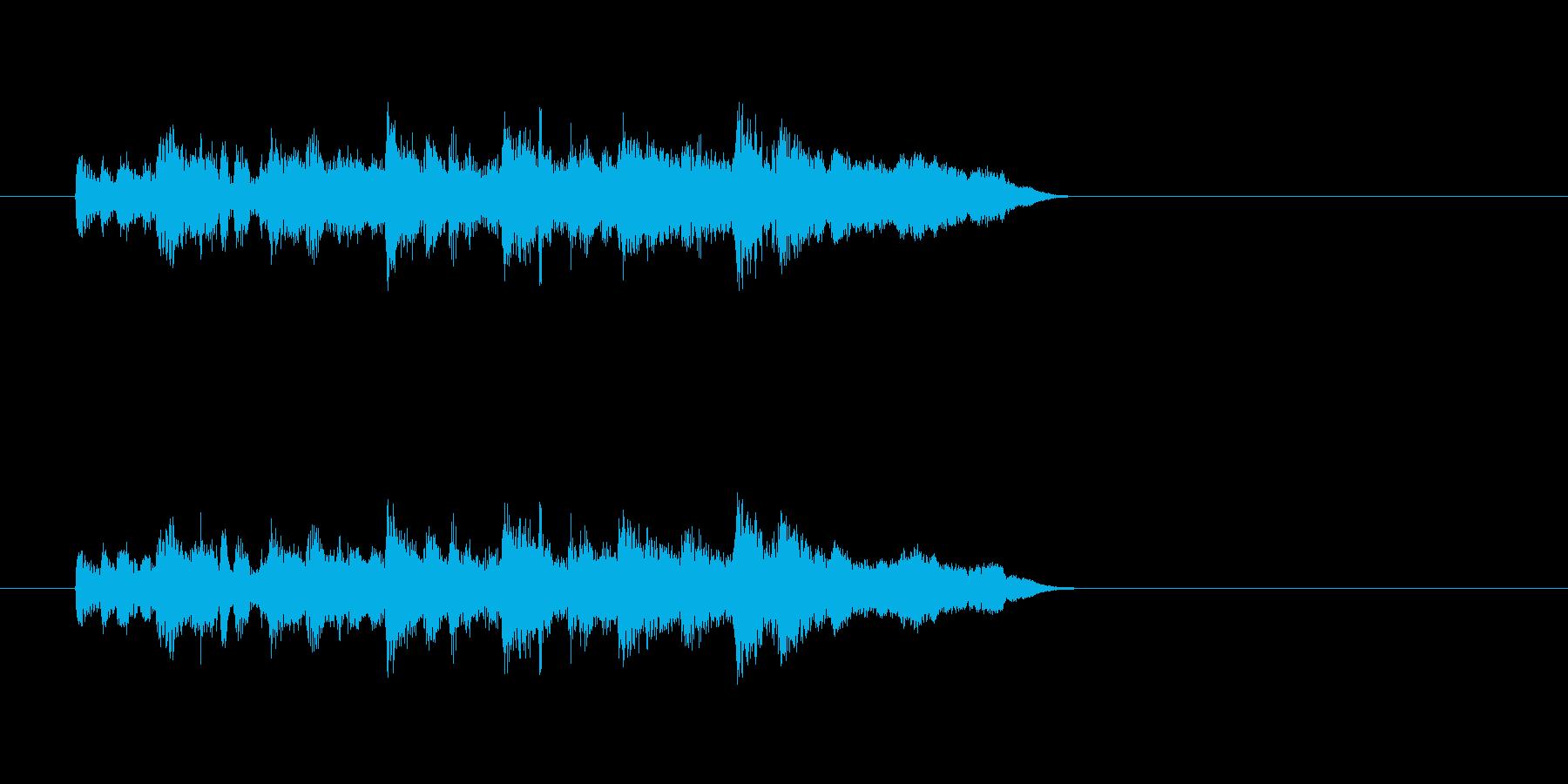 ジャズ サックス 大人 クール おしゃれの再生済みの波形