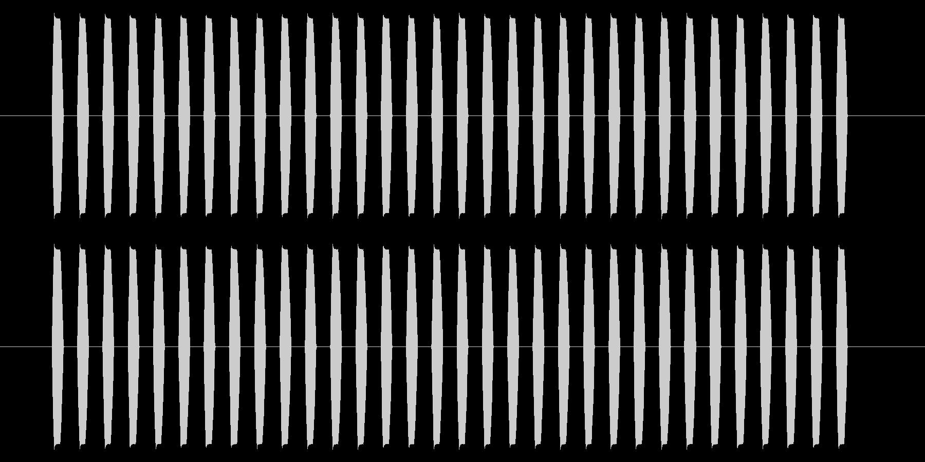 SNES-RPG01-09(メッセージ)の未再生の波形