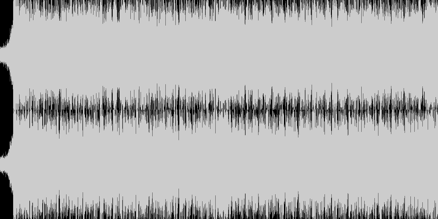 交響曲第9 コーラス トランス 01の未再生の波形