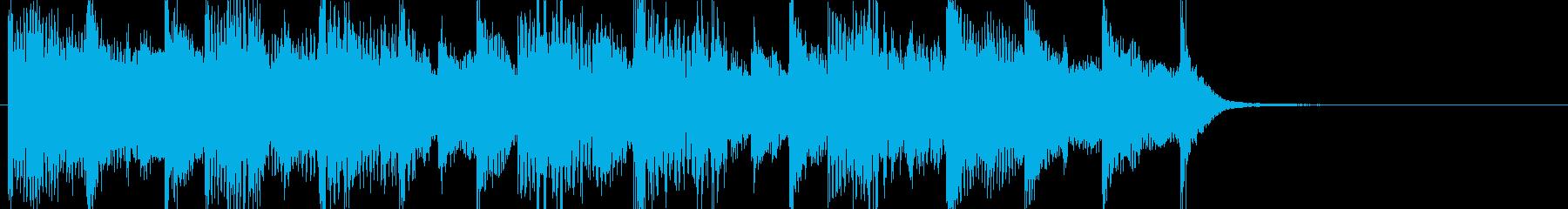 トロピカル | オープニングやジングル等の再生済みの波形