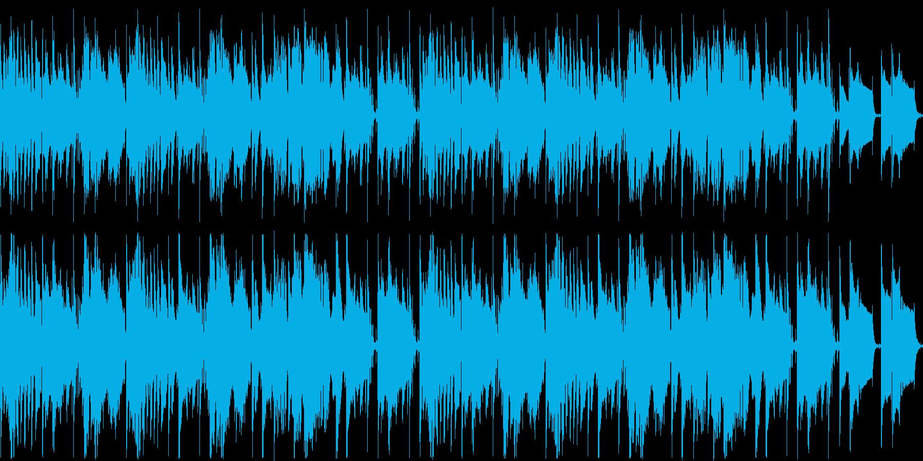【JAZZ/ミドルテンポ/SAX】の再生済みの波形