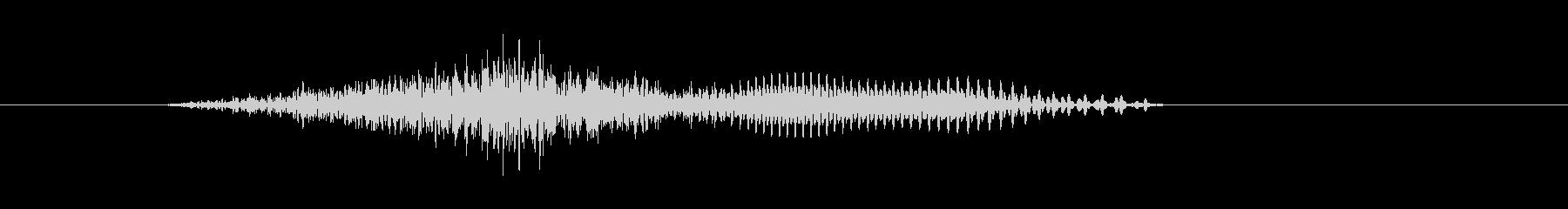 c,C,C(シー)の未再生の波形