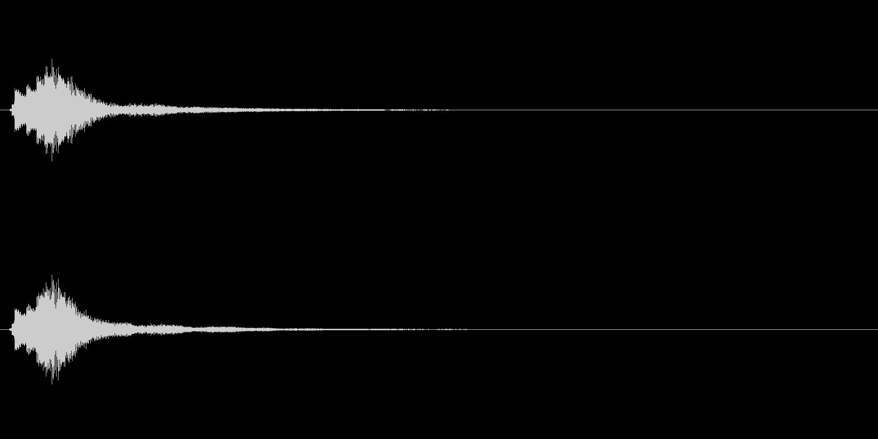 キラキラ系_017の未再生の波形