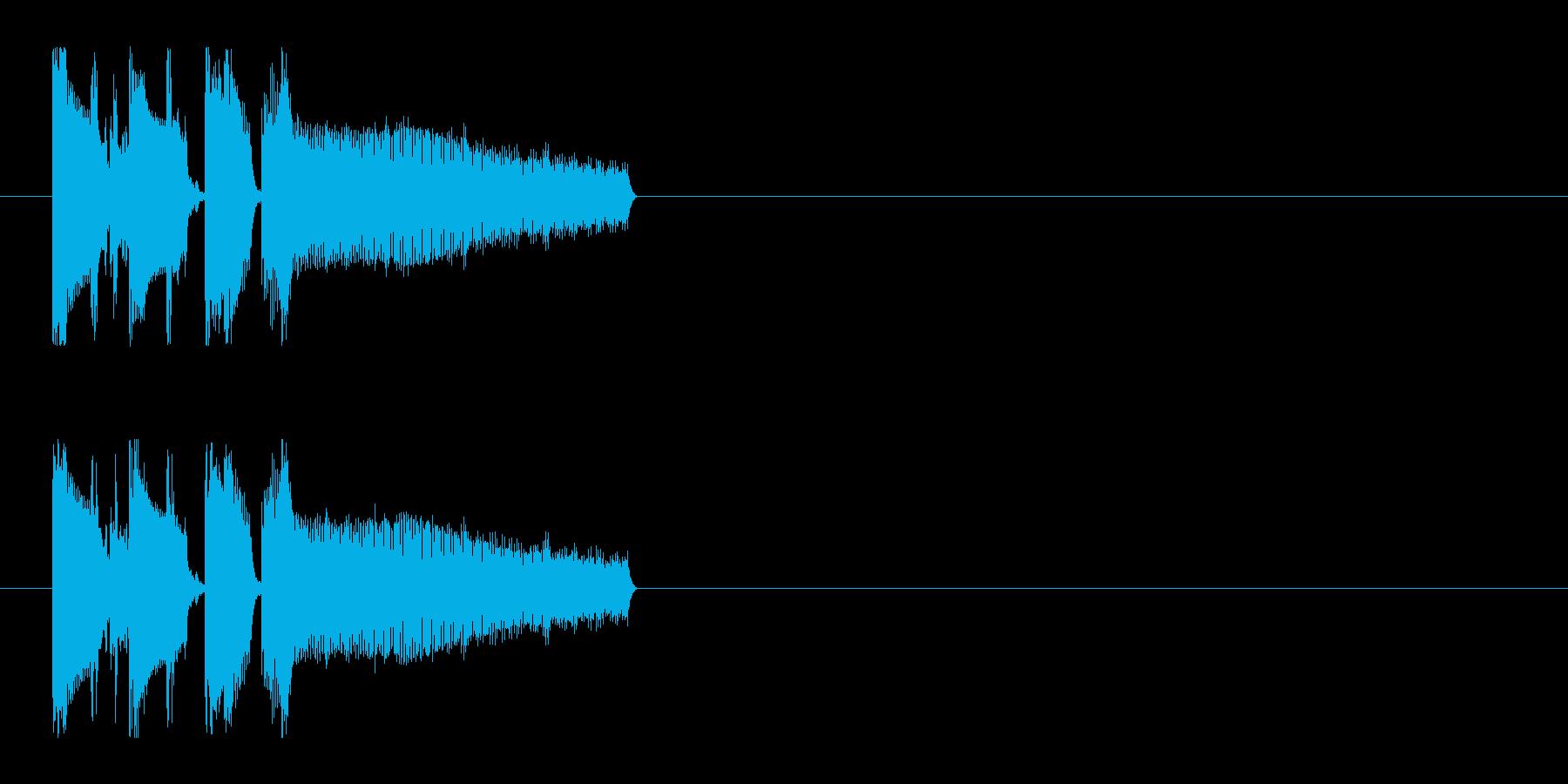 おちゃらけ コミカル クイズ 楽しいの再生済みの波形