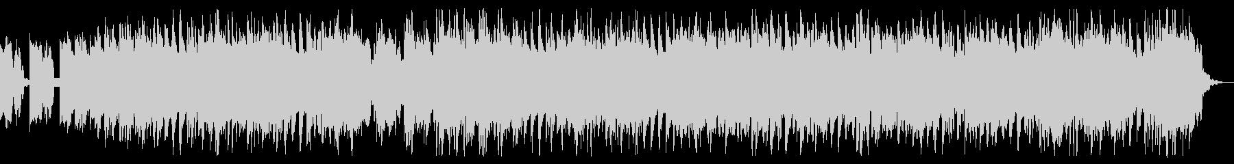 結婚行進曲 メンデルスゾーン シンセ版の未再生の波形