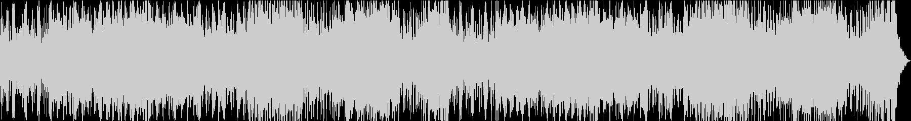 ゲーム/ダークで危機感のあるアクション曲の未再生の波形