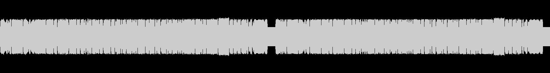 きよしこの夜(8bitピコピコ)の未再生の波形