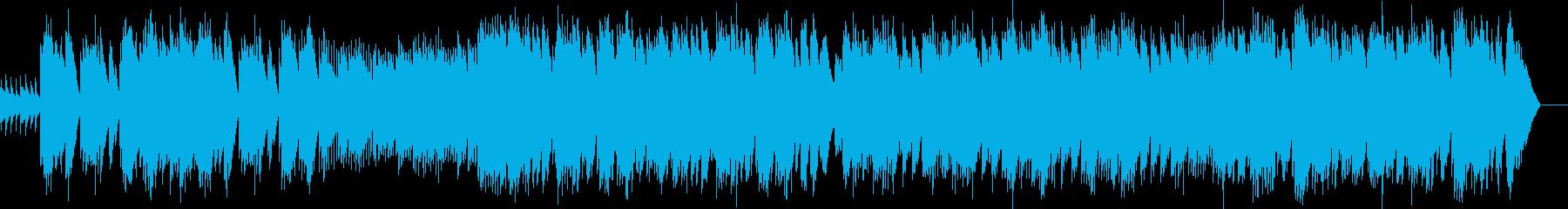 第7曲 葦笛の踊り(オルゴール)の再生済みの波形