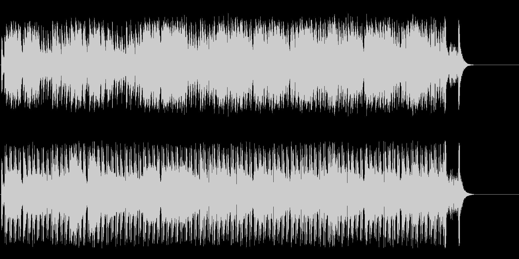 懐かしブギウギ和風ポップ(A~サビ~…)の未再生の波形