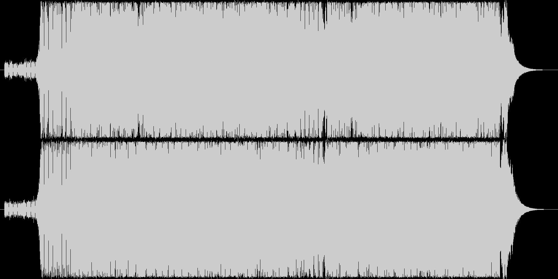 明るいキャッチャーなサウンドです。の未再生の波形