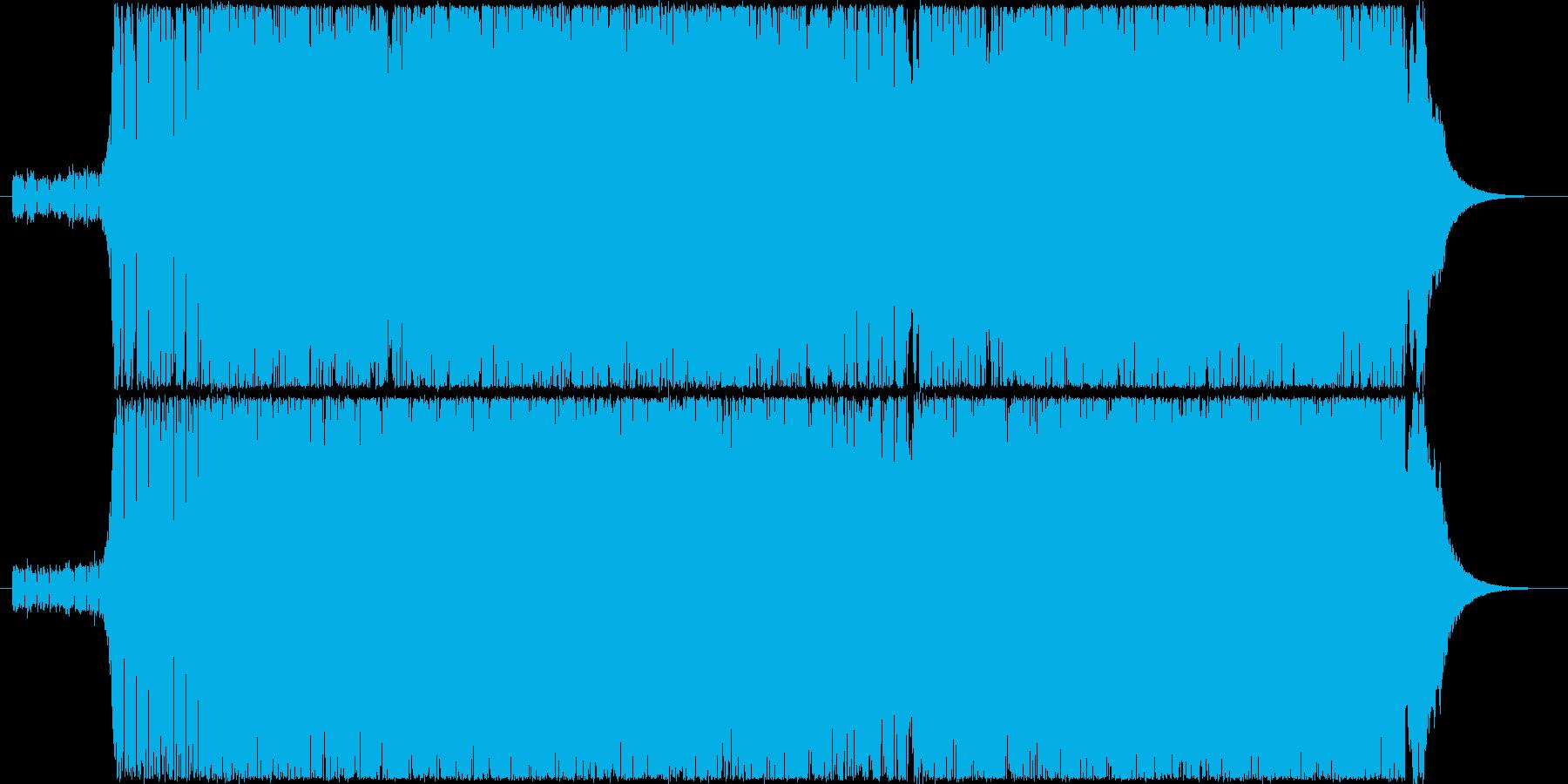 明るいキャッチャーなサウンドです。の再生済みの波形