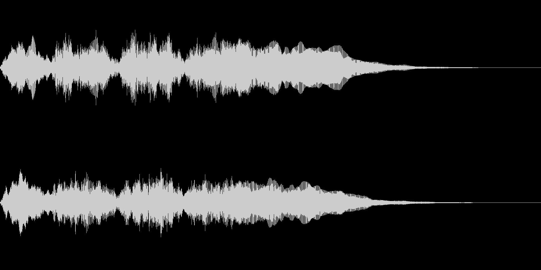 ゲームオーバー オチ ズッコケ(短)の未再生の波形