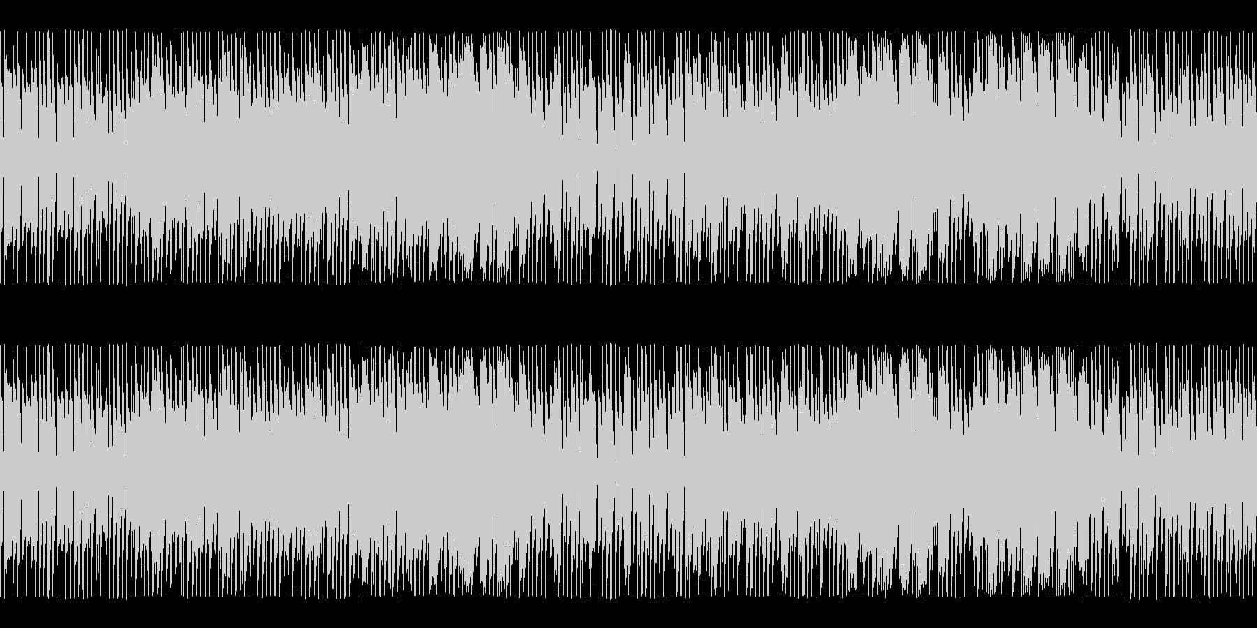 BGM007-05 チップチューンの穏…の未再生の波形