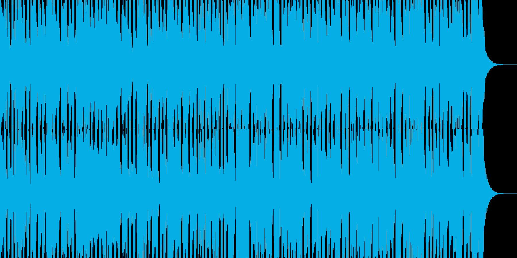 ジングルベル スキャット入り2 ED終止の再生済みの波形