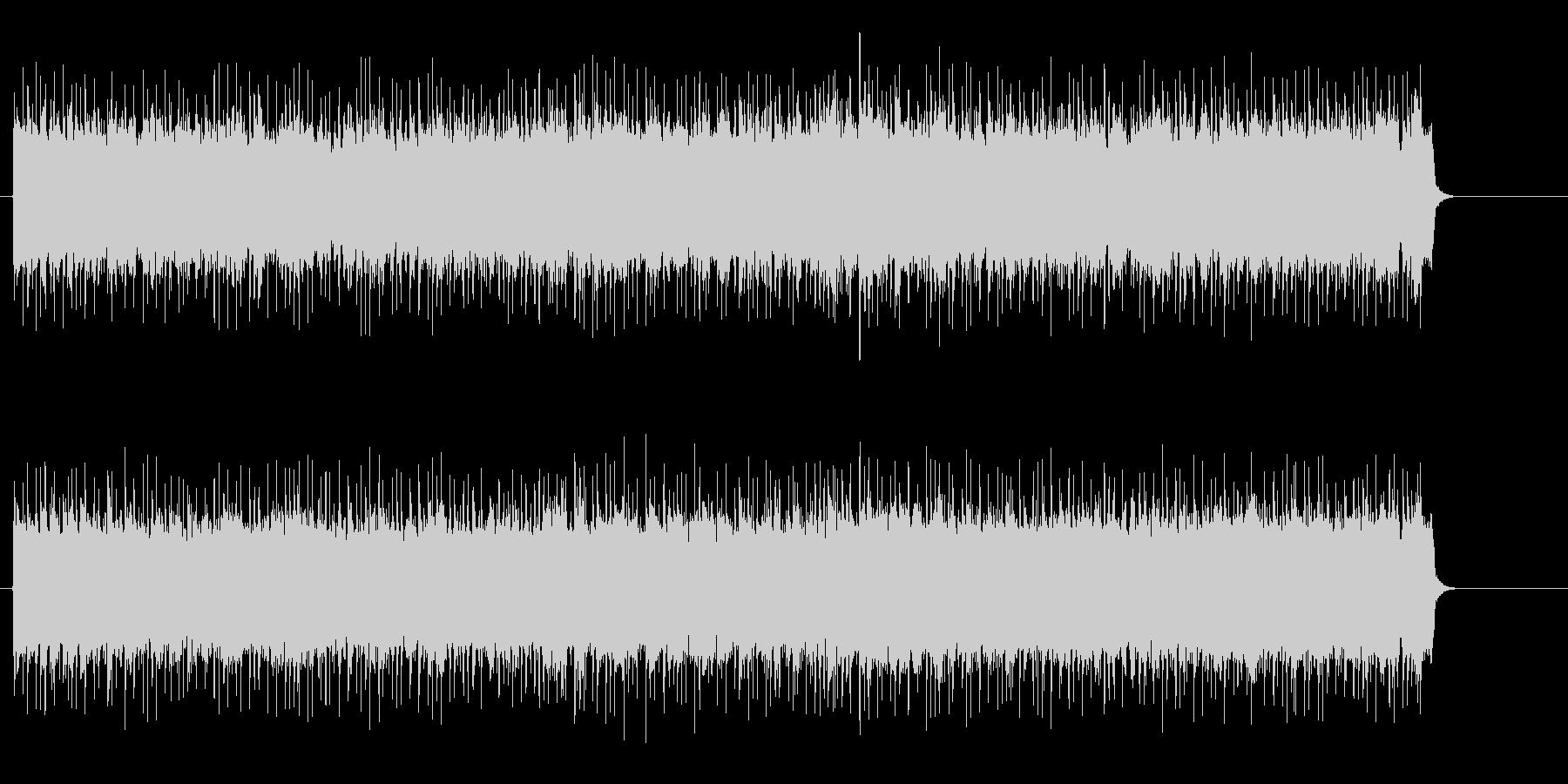 アメリカンロック/ポップ(A~B~A)の未再生の波形