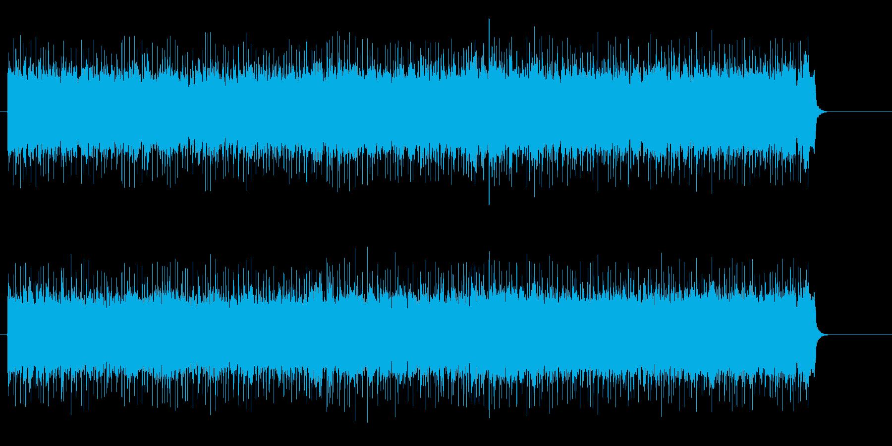 アメリカンロック/ポップ(A~B~A)の再生済みの波形