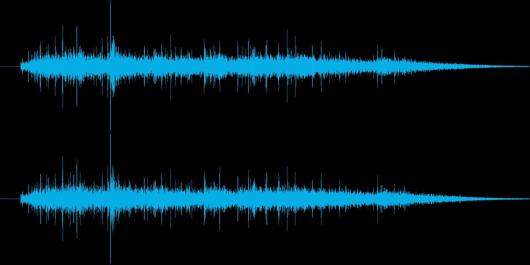 197_水あぶく4の再生済みの波形